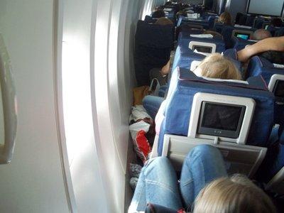 Трансаэро. Боинг 747-400.