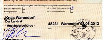 Поездка в германию по приглашению в кассел