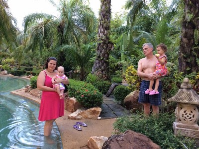 В таиланд с грудным ребенком