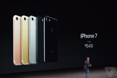 айфон 7 в америке фото