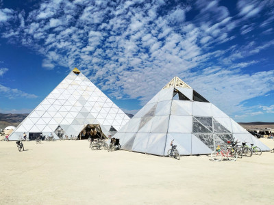 Burning Man 2019, или Welcome home!
