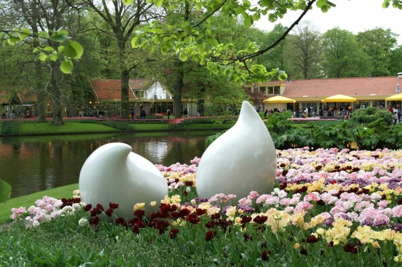 Цветочный маршрут: окрестности Keukenhof и Emeloord