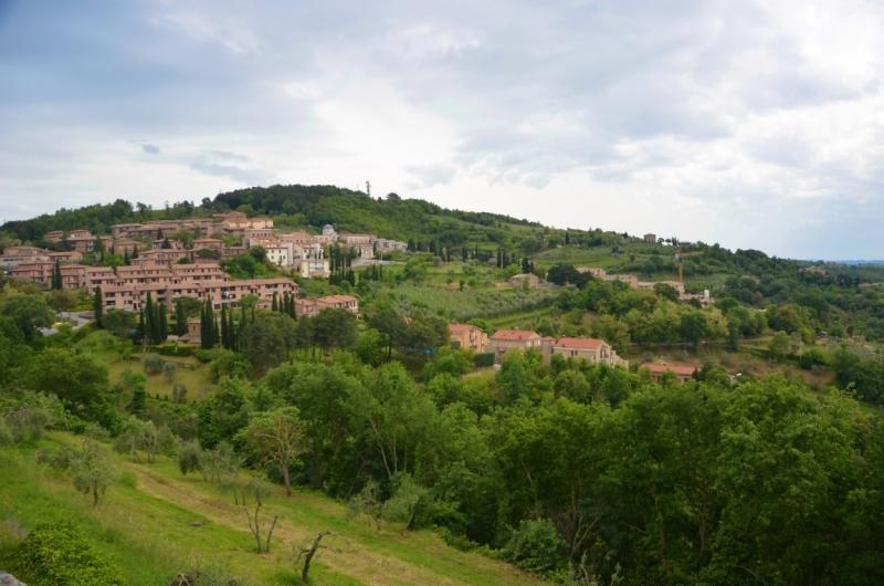 По Тоскане на автомобиле, отзыв о самостоятельной поездке в Италию