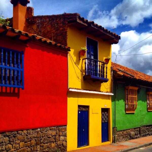Мехико и Богота, небольшое путешествие.