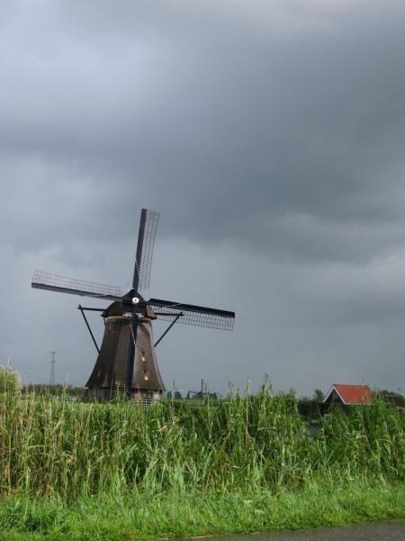 Нидерланды – Бельгия –Люксембург. Парковки.