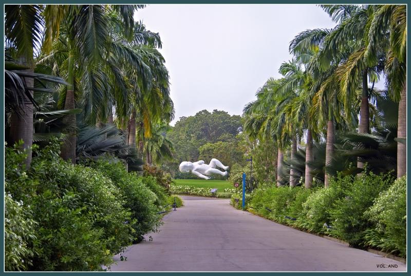 Сингапур - красивый и изящный (фотоотчет моими глазами). (много фото)