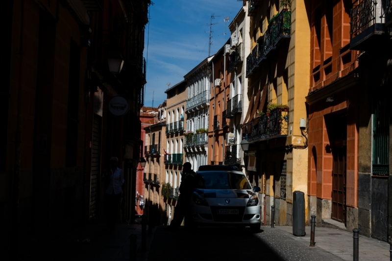 Поездами. От Барселоны до Малаги.