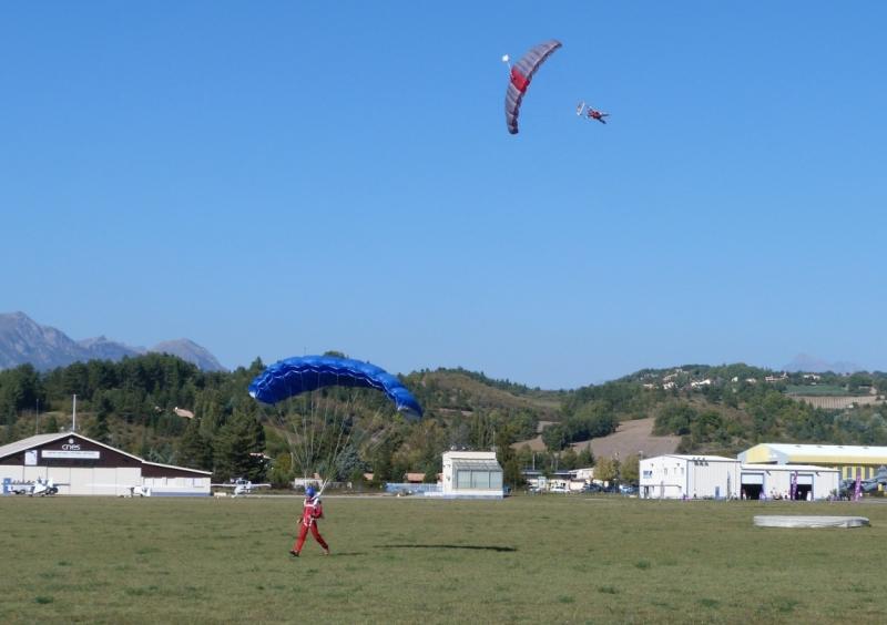 GR20. Хвалят не зря. Или как стать членом..французской ассоциации парашютистов 2011сент