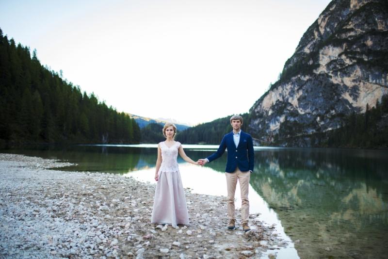 Свадьба в Южном Тироле