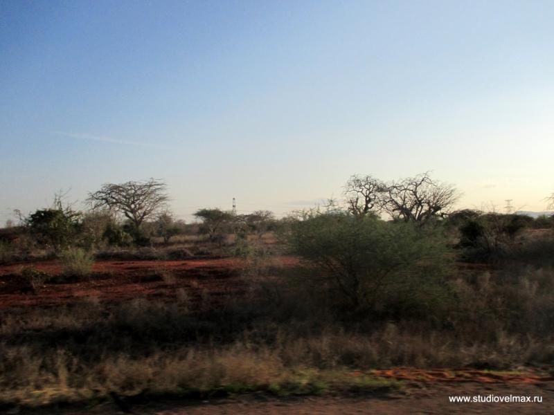 Вокруг Кении за 14 дней на малолитражке.