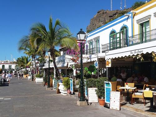 Семейный отпуск на острове Гран Канария!