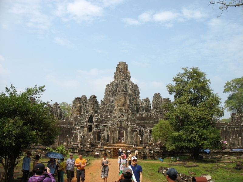Камбоджа, Новый 2014 год
