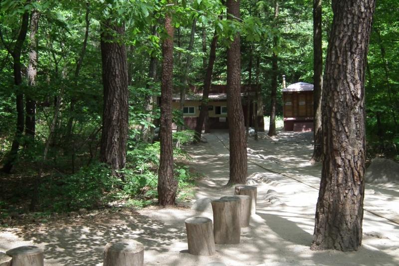 Горный парк Сораксан (Seoraksan) и г.Сокчо - карты, ссылки