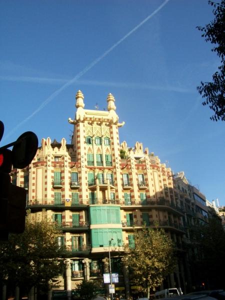 9 дней в Барселоне, один - в Севилье, что, где, почем