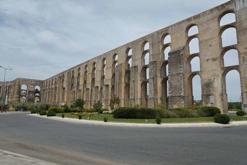 Extremadura проездом (Мадрид -Лиссабон , весна 2014)