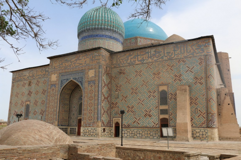 Из Москвы в Узбекистан на авто_май 2014