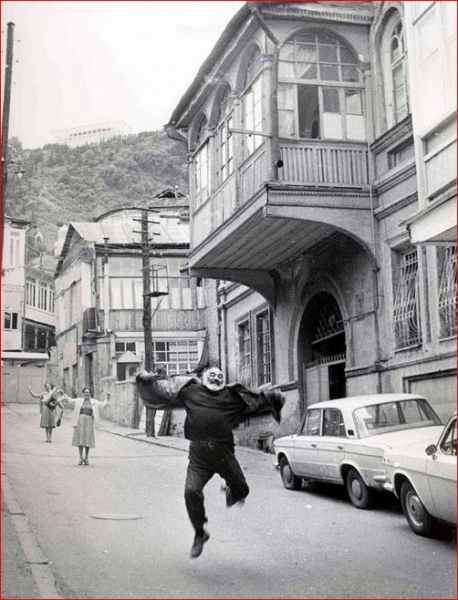 Заметки из грузинского блокнота