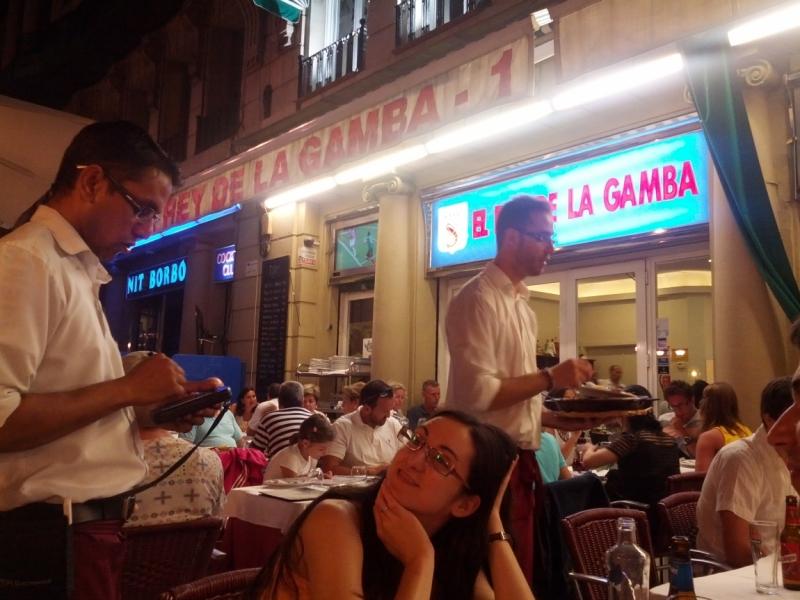 Жаркая Барселона и тусовочный Ллорет де Мар!
