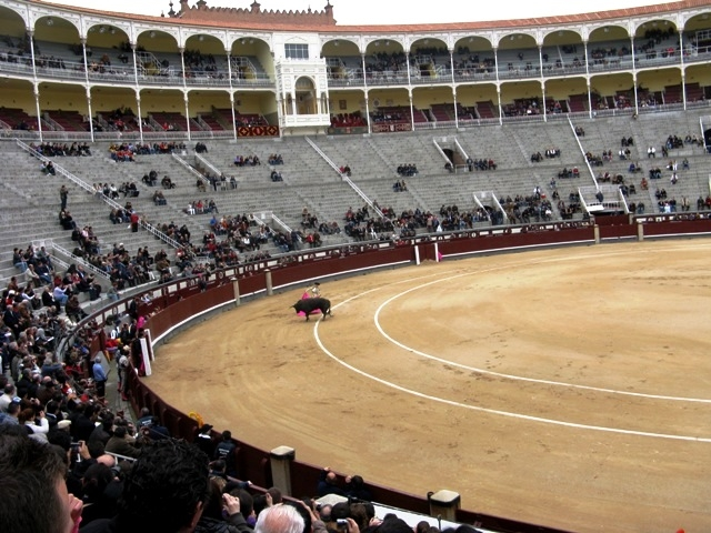 2010, март, Андалусия, Мадрид (первый раз сама).