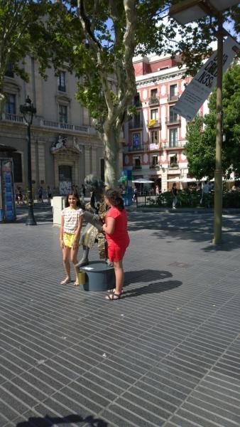 Из жаркой Испании на Азоры (Португалия)