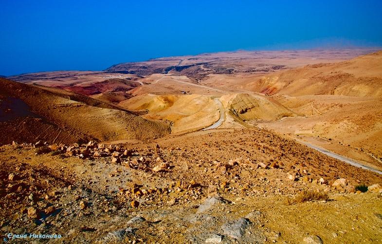 Иорданские восхищения и разочарования