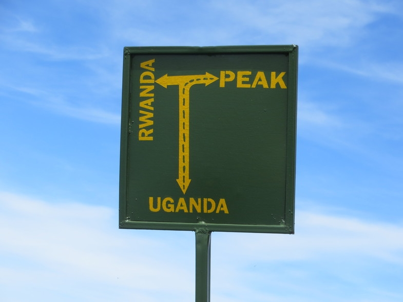 Уганда 22.04 - 5.05.2014