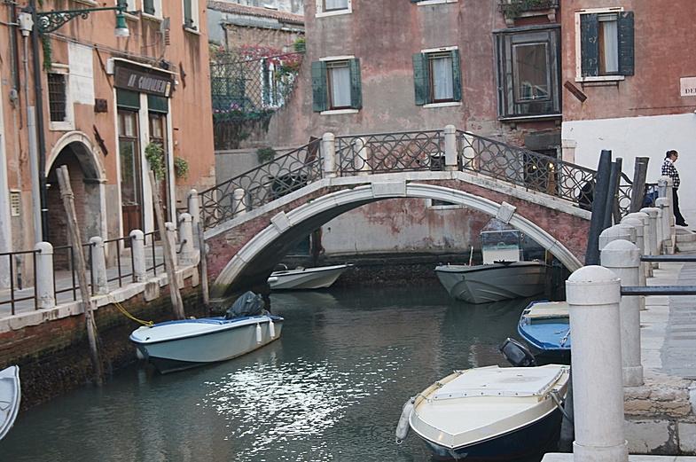 Сколько секретов у Венеции?