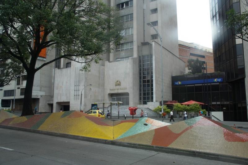 Колумбия в январе 2014
