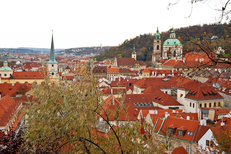 Осень в Праге и трансатлантический круиз на Independence of the Seas