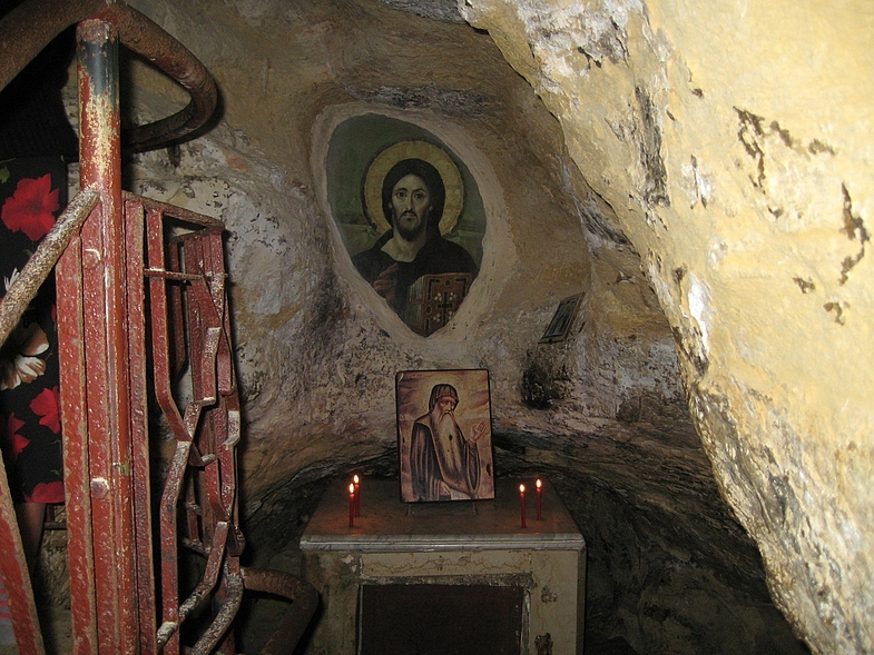 Монастыри Св Антония и Св Павла, Дендеры, Абидос