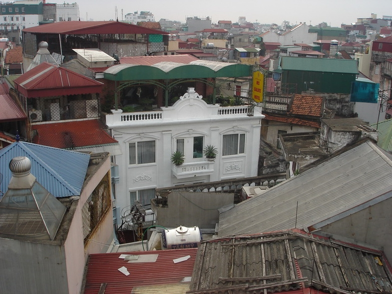 Вьетнам Северный и Центральный в августе 2011 года