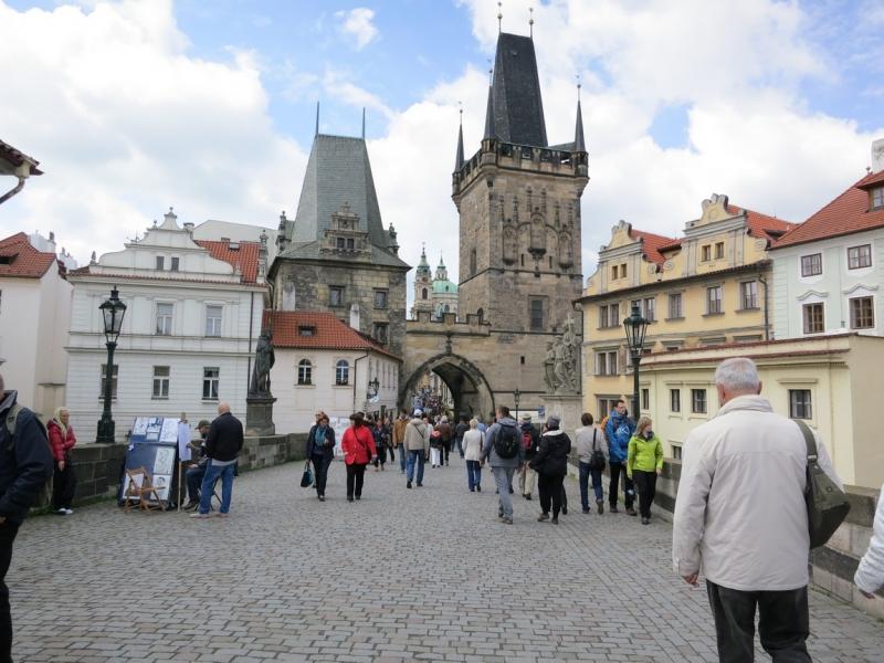 Весна в Чехии (Прага-Чешский Крумлов-Карловы Вары)