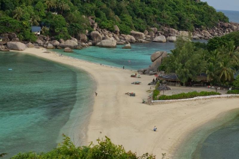 Ko Nang Yuan: Nangyuan Island dive resort