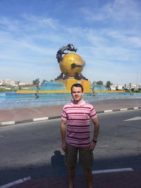 Дубай и Абу-Даби в Декабре 2014