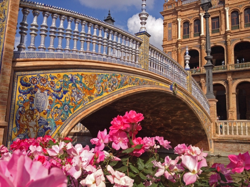 Ветер испанской весны (Сквозь Семана Санту в Андалусию и обратно)