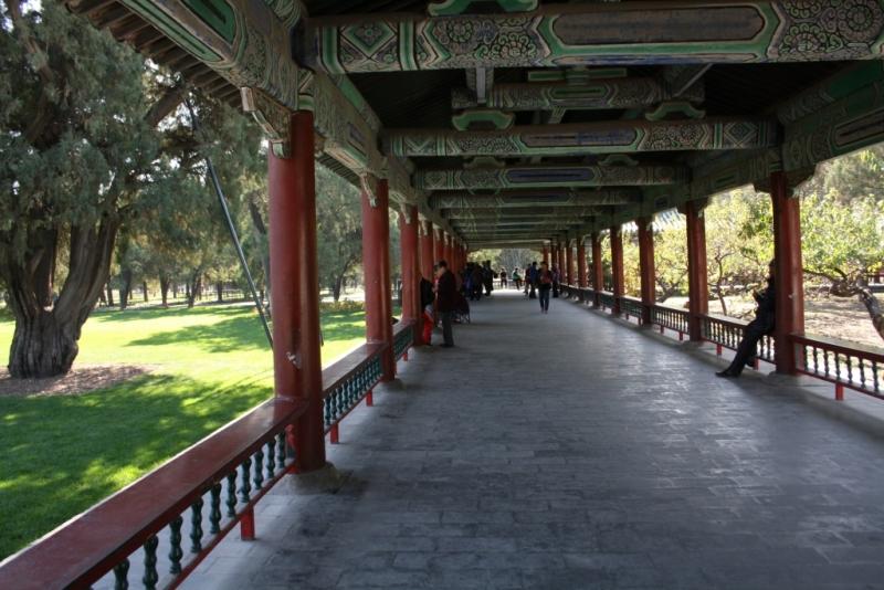 Короткая остановка в Пекине - что посмотреть