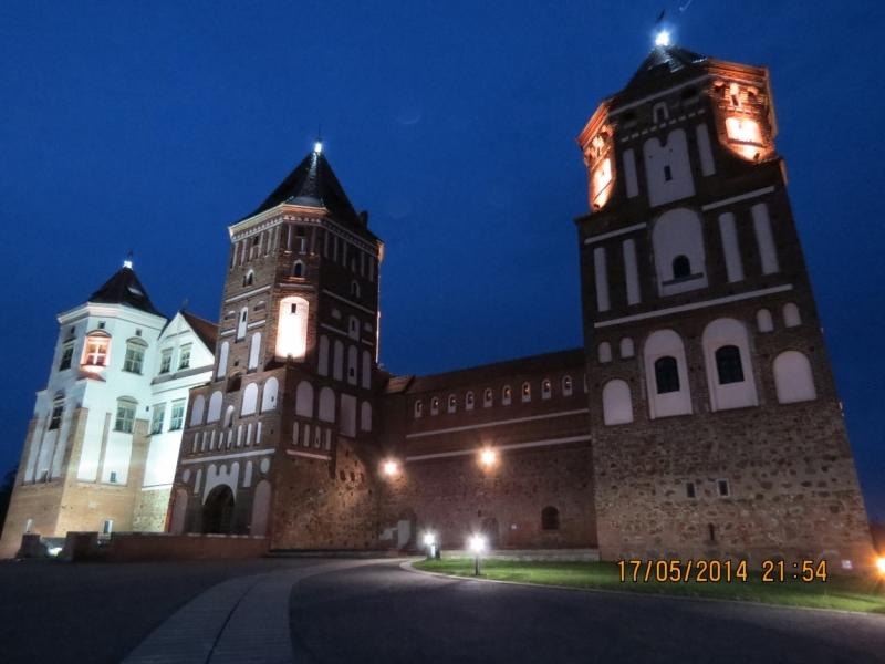 Замки Беларуси: Мир, Несвиж