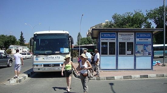 Кипр. Общественный транспорт. Коротко. Содержательно