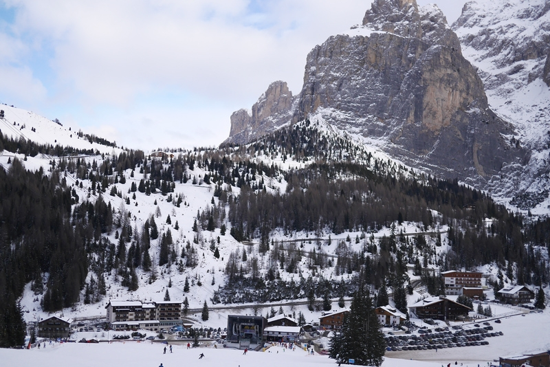 Сельва-ди-Валь-Гардена : отзывы о горнолыжном курорте