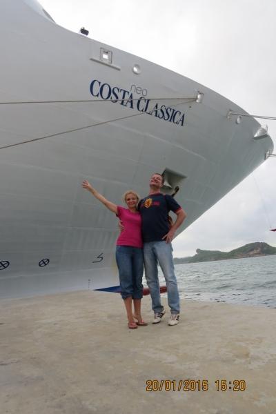 Путешествие в сказку: круиз Costa neoClassica в Индийском океане, январь 2015