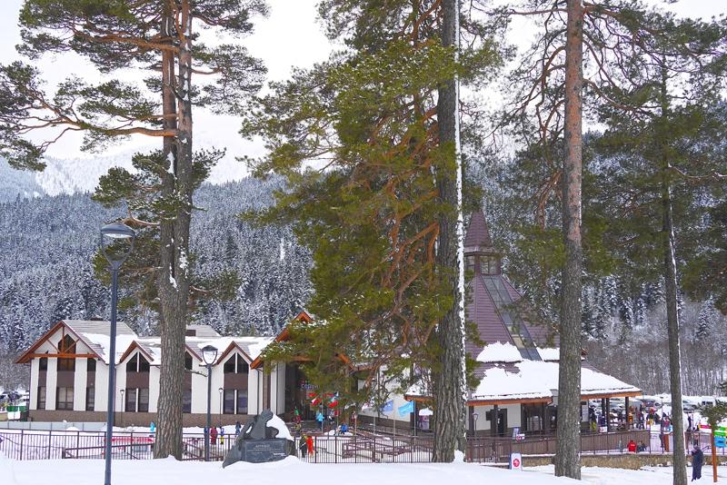 Архыз горнолыжный курорт отзывы