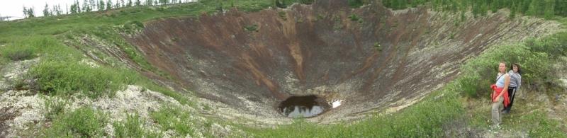 """Три сердца : Байкал-голубое сердце Сибири, озеро """"Сердце"""" и сердце вулкана Кропоткина."""