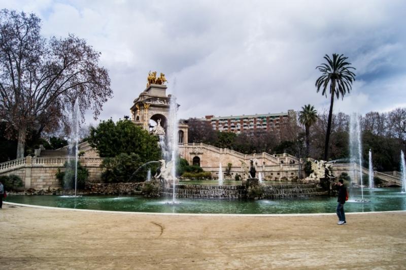 Фотоотчет Испания - Марокко - Мадейра (Португалия) - Ланцероте (Канарские о-ва).