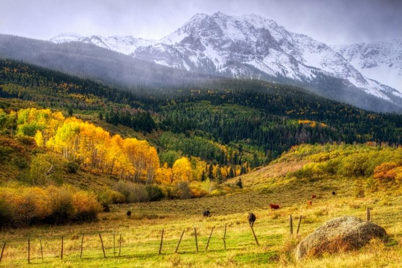 5 дней в осеннем Колорадо, 2014.