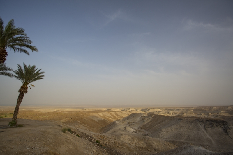 Израиль Март 2015. На лыжах по пустыне