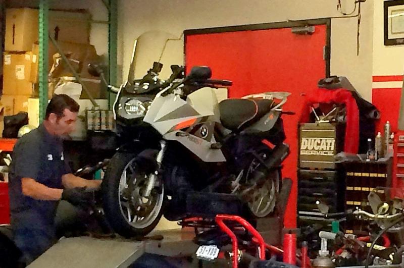 Как я купил мотоцикл в Бриджпорте, и проехал на нём по Америке.