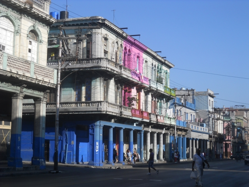 Куба - не съесть, но надкусить. Гавана и кусочек Варадеро.