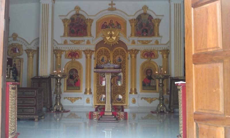 Православный храм на Ко Чанге