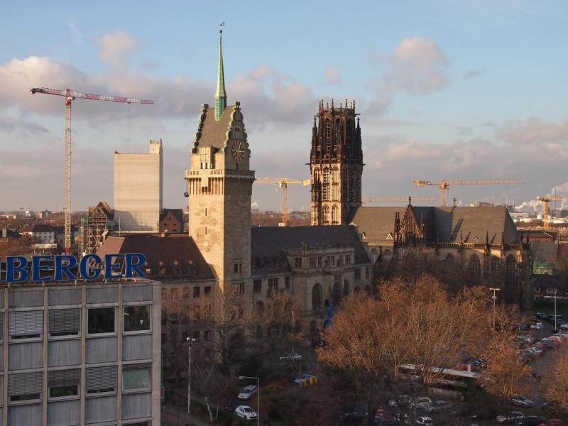 Запад Германии: достопримечательности второго уровня