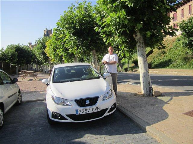 По Испании на машине июль 2011..